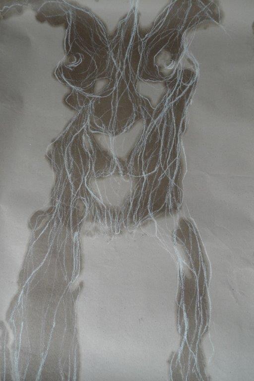 Lotte Hubmann, Körperfragment
