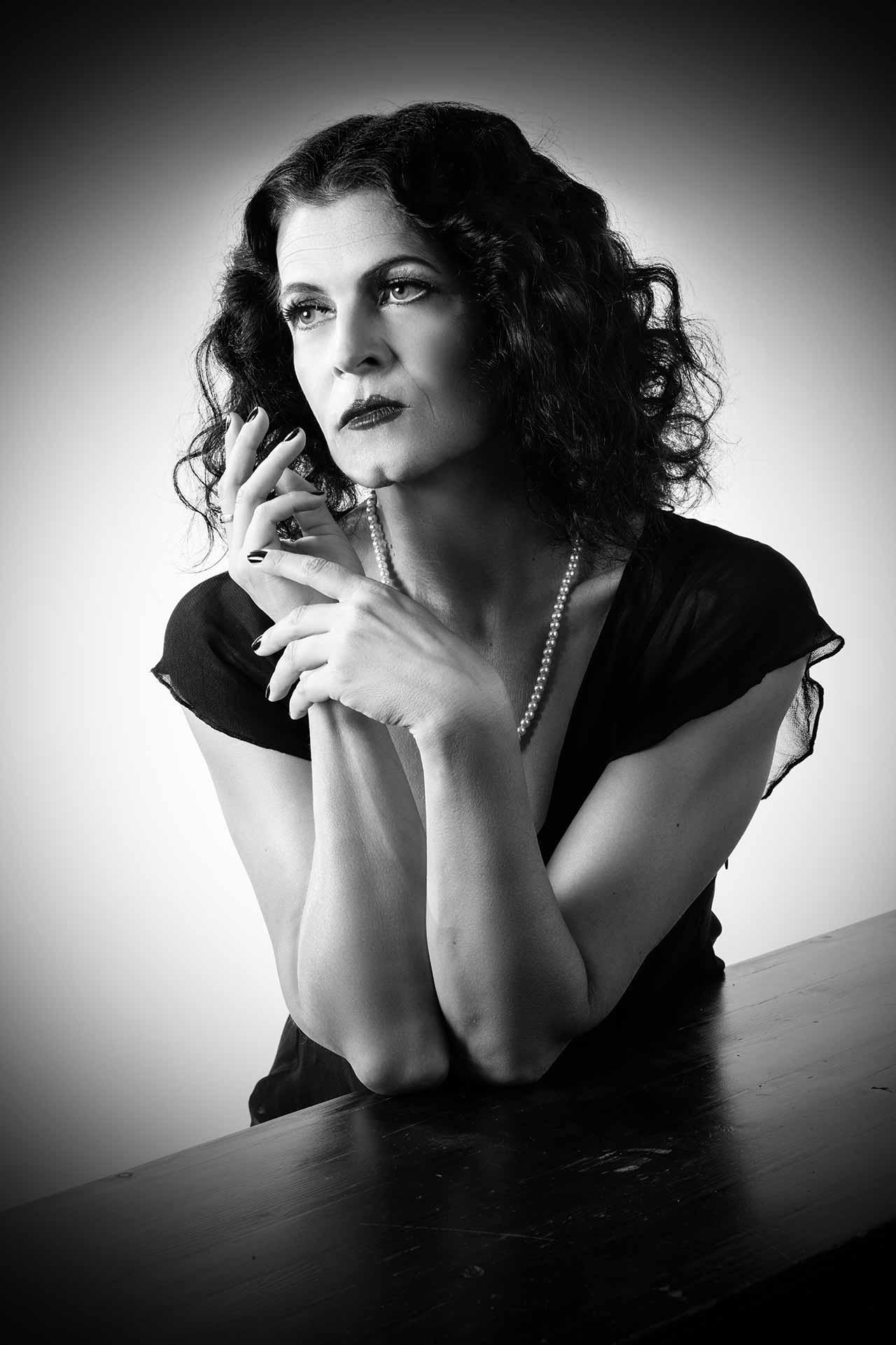 Klaudia Reichenbacher, Foto: derfritz.at | Theater Kaendace